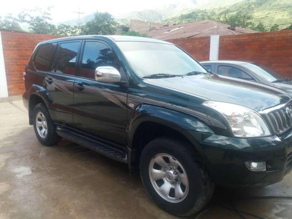 Toyota Land Cruiser Prado 2007 - 81500 km