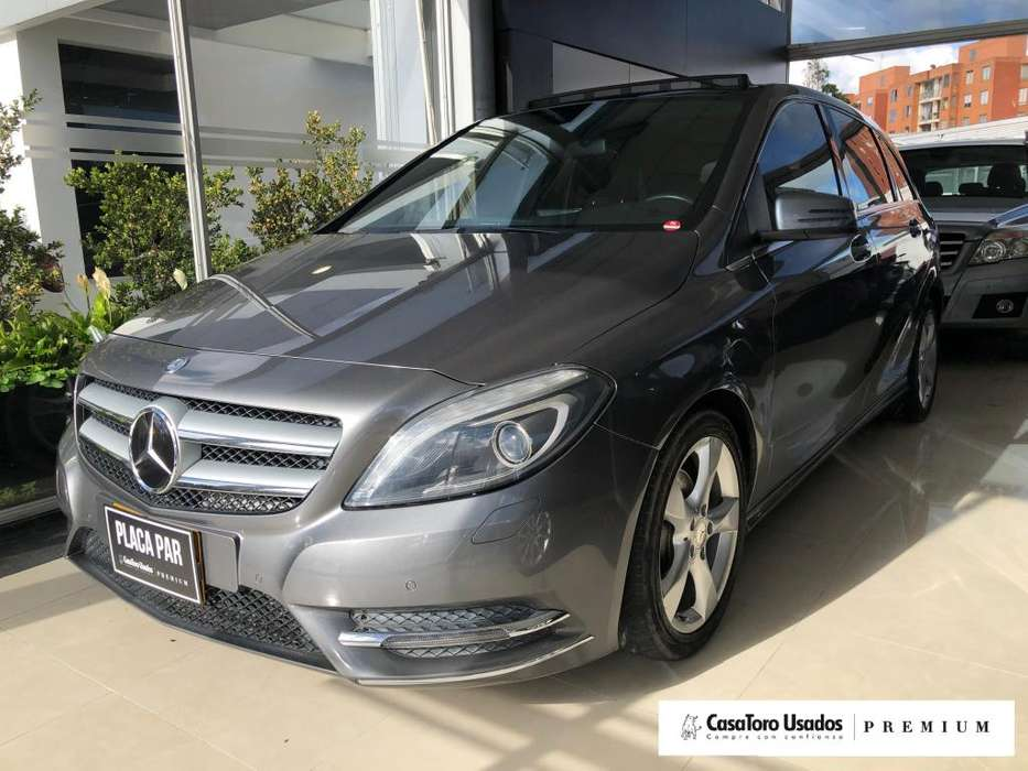 <strong>mercedes-benz</strong> Clase B 2014 - 43033 km