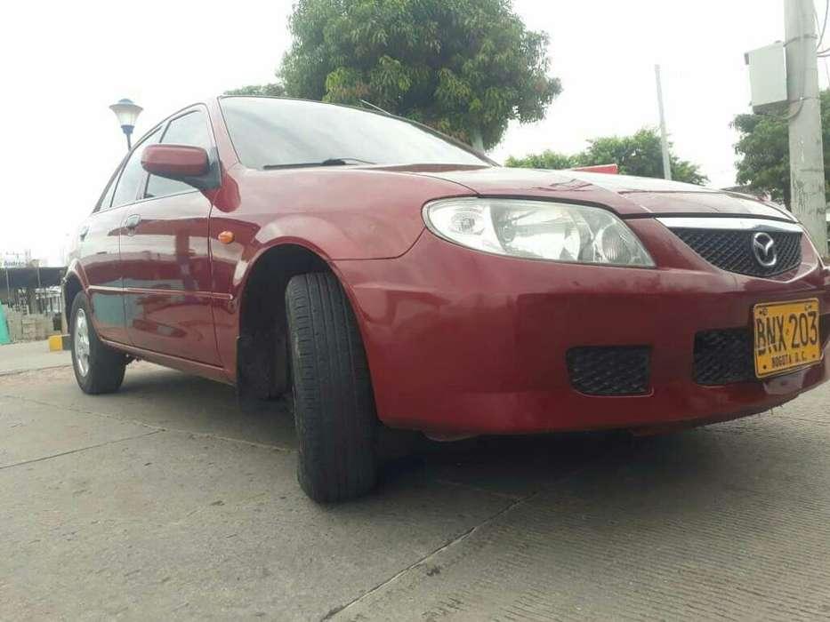 Mazda Allegro 2003 - 145804 km