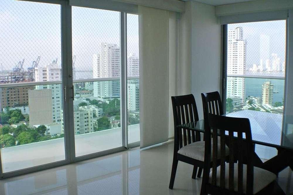 Apartamento En Venta En Cartagena Manga Cod: 10333