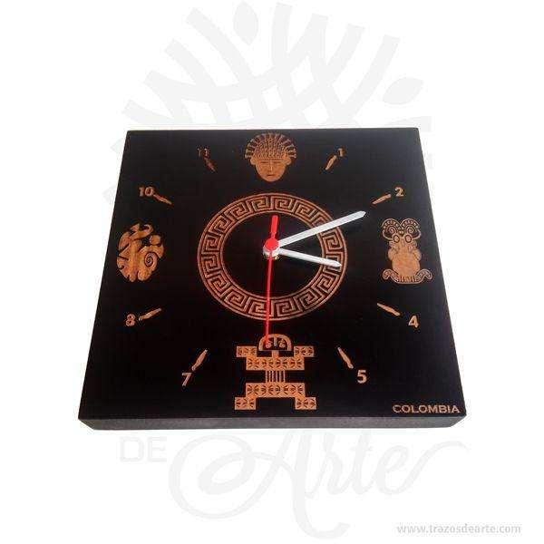 Reloj Colombia Raíces