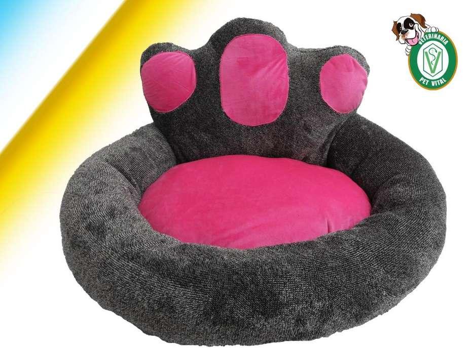 Cama Huella para perros/mascotas/accesorios en Pet Vital