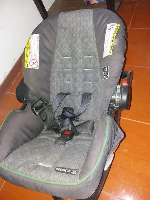 Vendo Butaca Bebé Auto