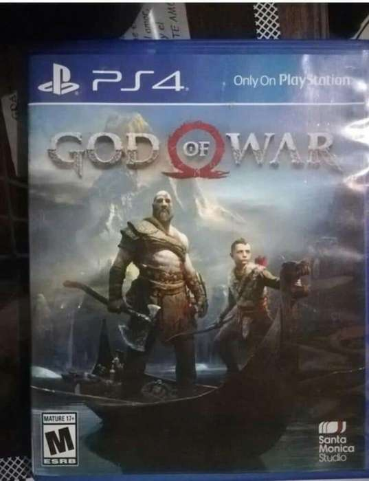God Of War Ps4: 100.000
