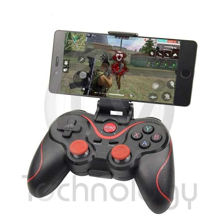 Joystick T3, Gamepad, Control Bluetooth para Juegos en Celular Android