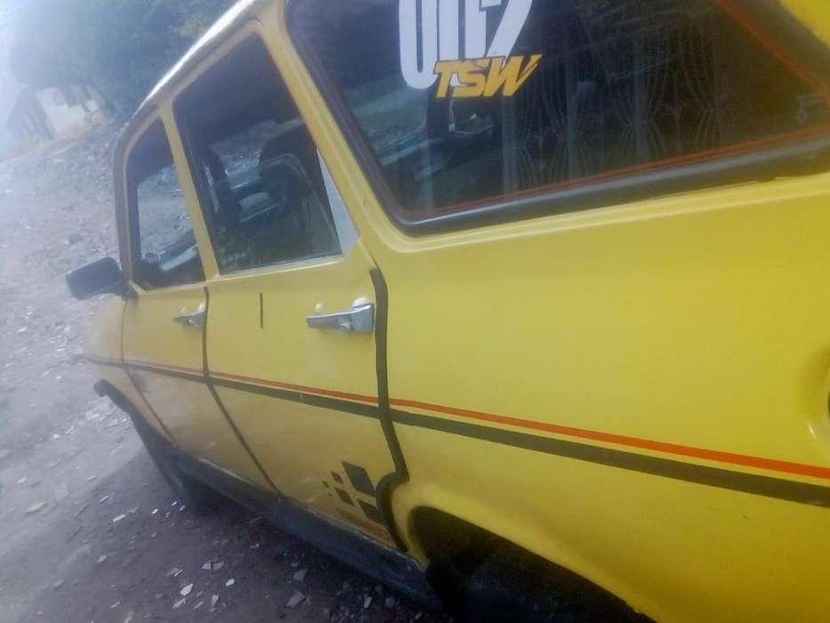 Renault R12 1980 - 100000 km