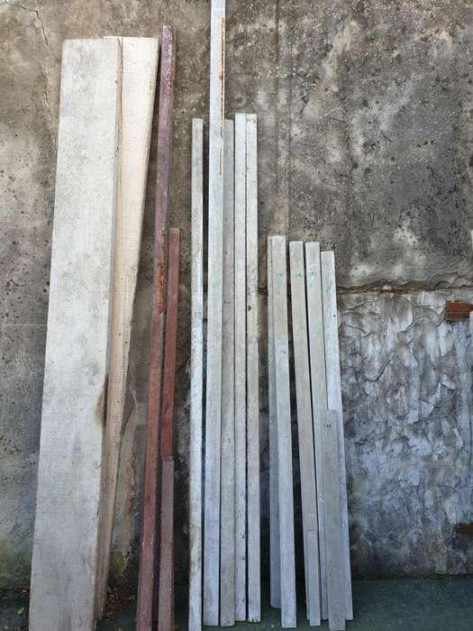 Lote de Reglas Chapa y Aluminio albañileria construccion obra