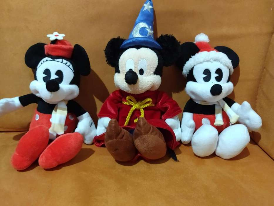 Peluches Disney Originales 25.000 c/u