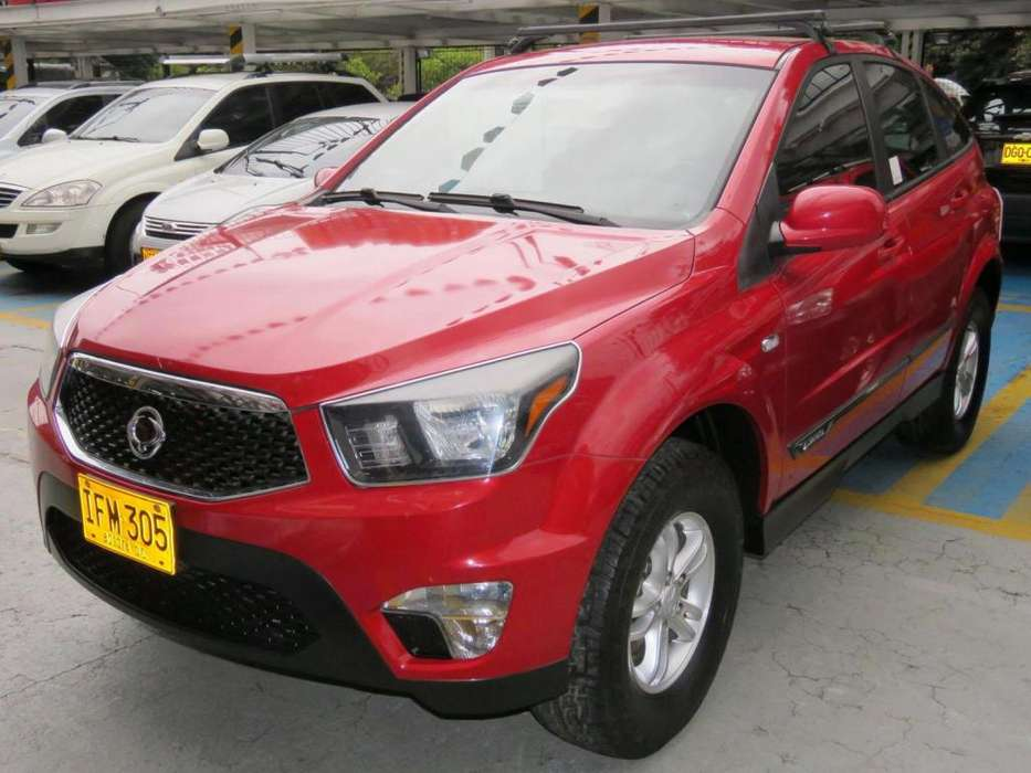 Ssangyong Actyon 2015 - 54218 km