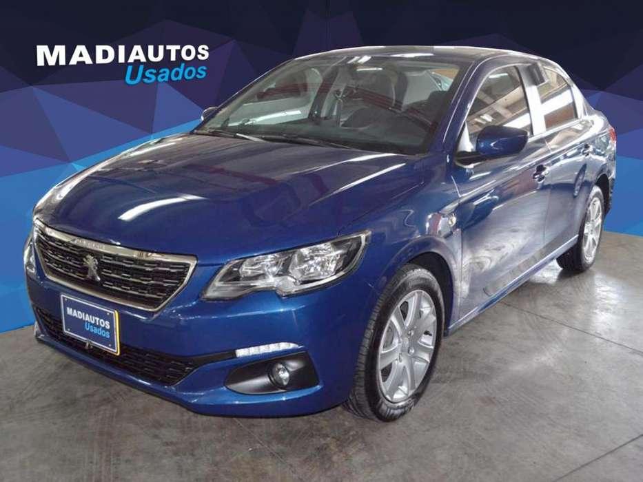 Peugeot 301 2019 - 4682 km