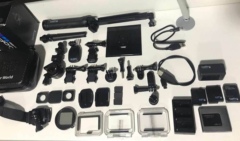 Vendo <strong>accesorios</strong> para Gopro Usados