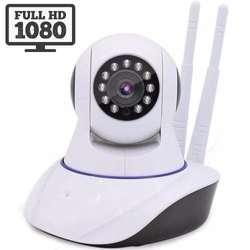 Camara Seguridad Ip Robotica Vigilancia FULLHD CCTV WIFI Nueva