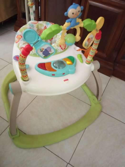 Jumpero Fisher Price a 45.00