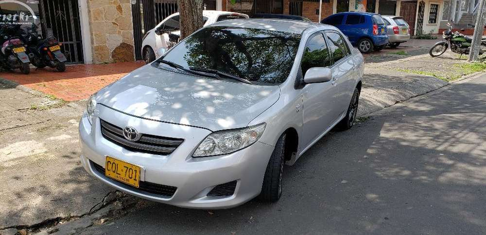 Toyota Corolla 2009 - 126900 km