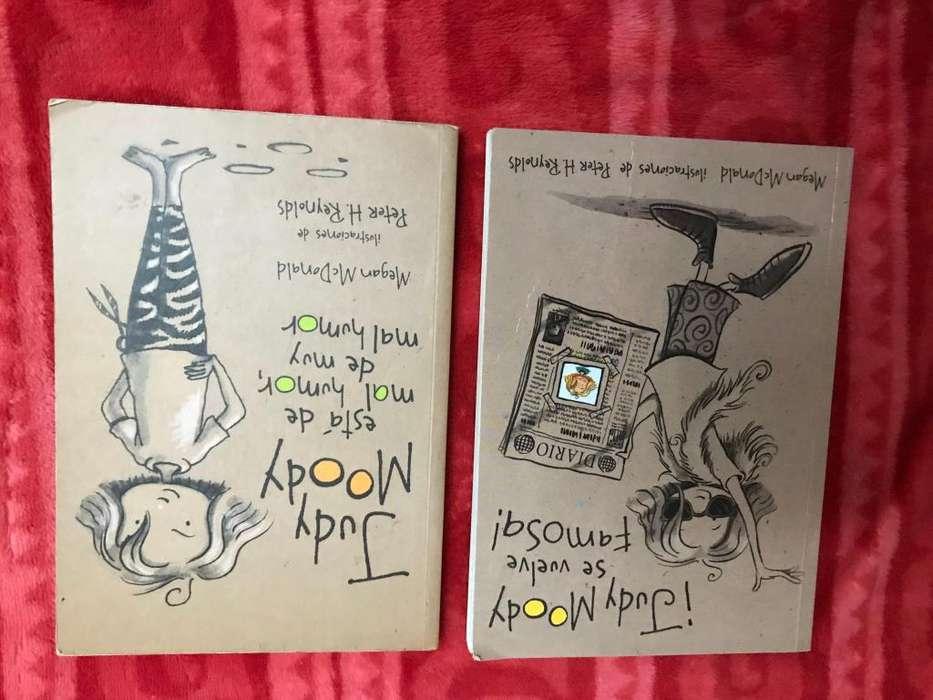 Judy muddy libros