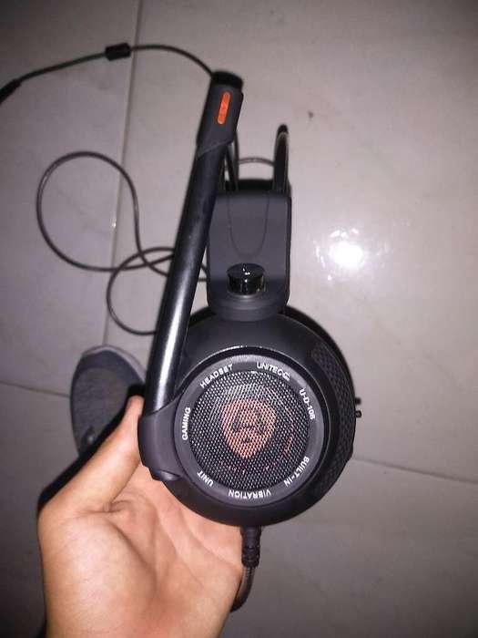Headset Unitec U-d 108