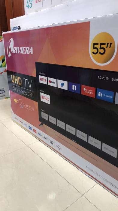 Smart Tv 55Pulgadas Riviera 4K