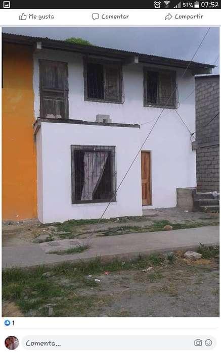 Vendo casa de hormigón de 2 plantas con escrituras