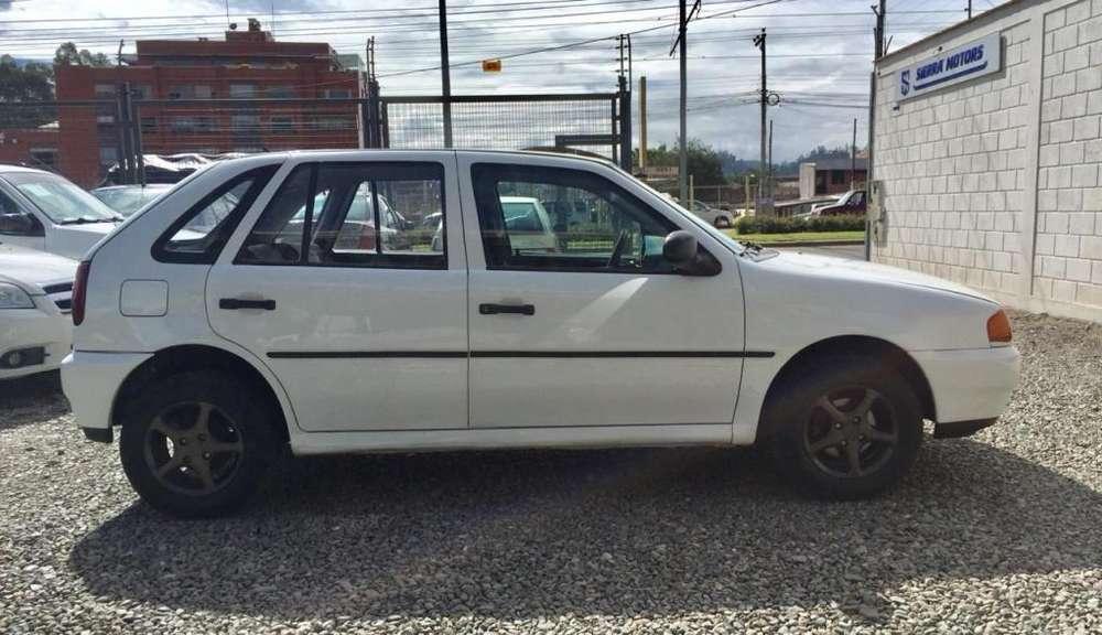 Volkswagen Gol 1999 - 166000 km