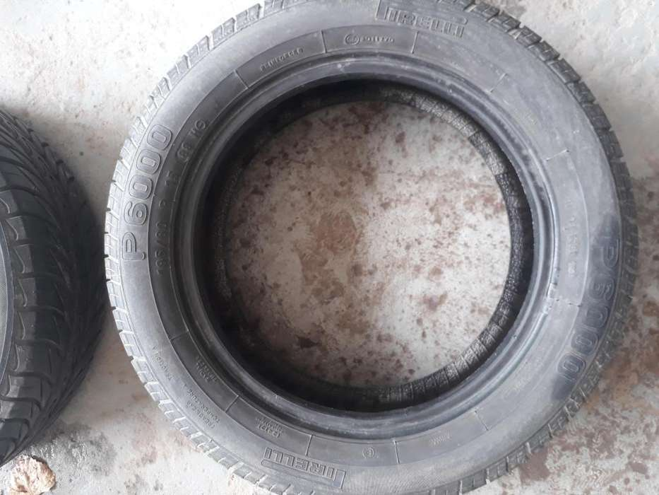 Cubiertas Pirelli P6000 185/60/15