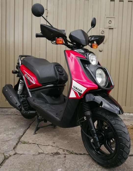 Yamaha 125 Modelo 2016 en Muy Buen Estad