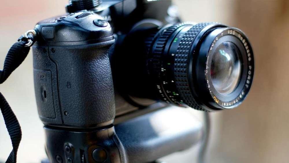 espectacular cámara panasonic lumix GH4 4k 31266544880