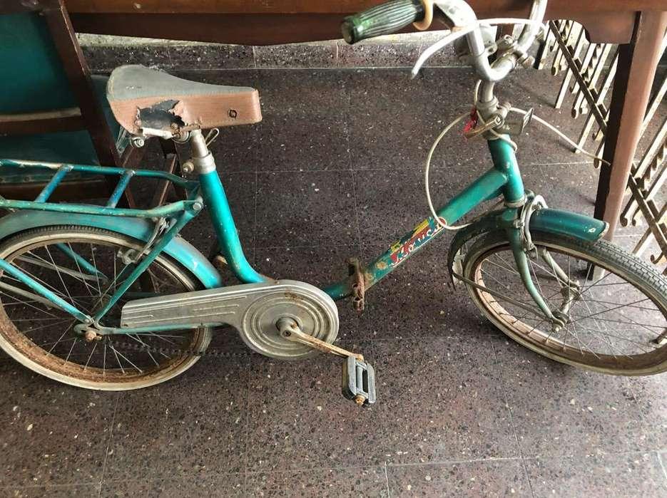 Bicicleta Antigua Completa