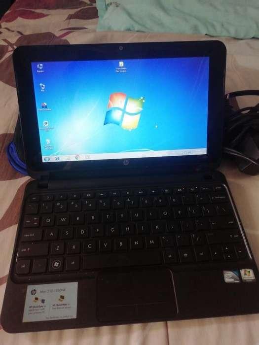 Vendo Mini <strong>laptop</strong> Hp
