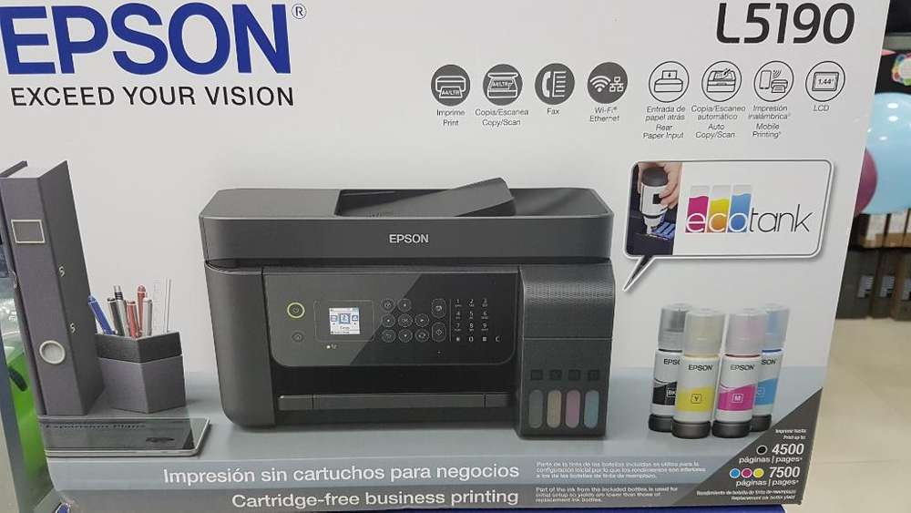Multifuncional Epson L5190