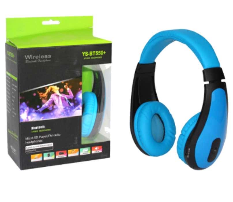Auricular Bluetooth Fm Micro Sd Bt550