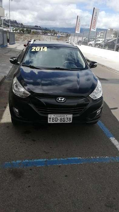 Hyundai Tucson 2014 - 78000 km