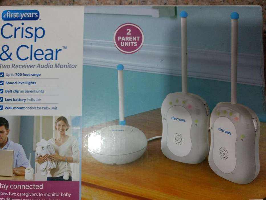Se Vende Monitores para Bebes