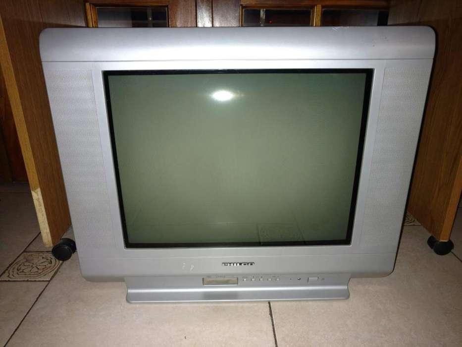 <strong>televisor</strong> Philco 21 pulgadas perfecto funcionamiento