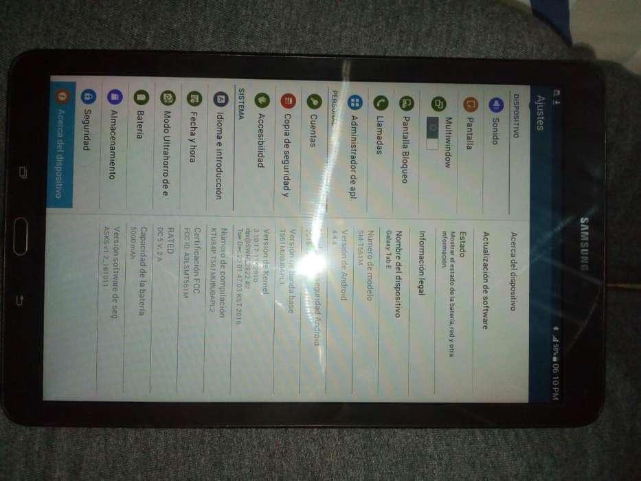 Vendo O Cambio Tablet Samsung Tab E