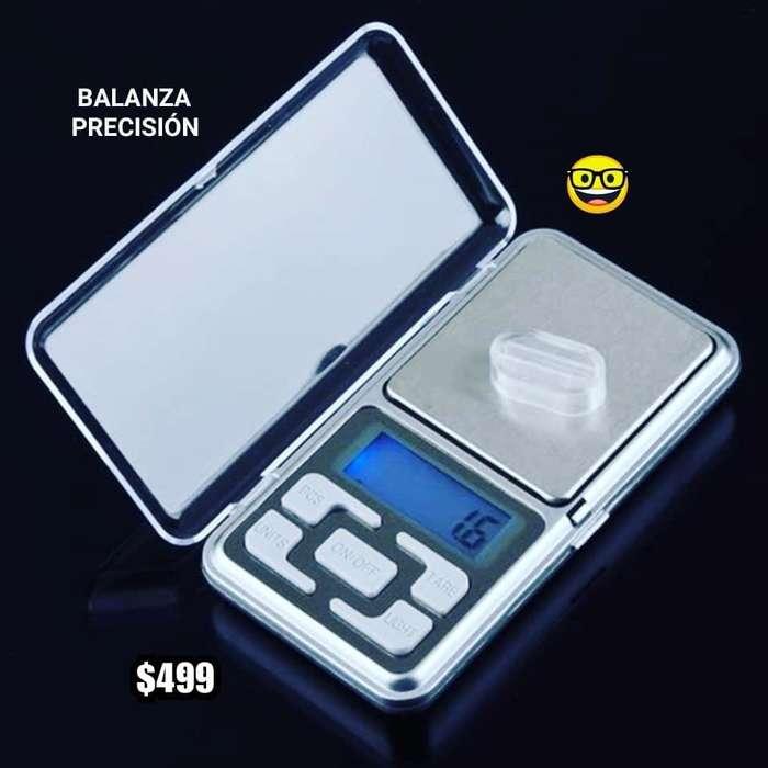 Balanza de Precision