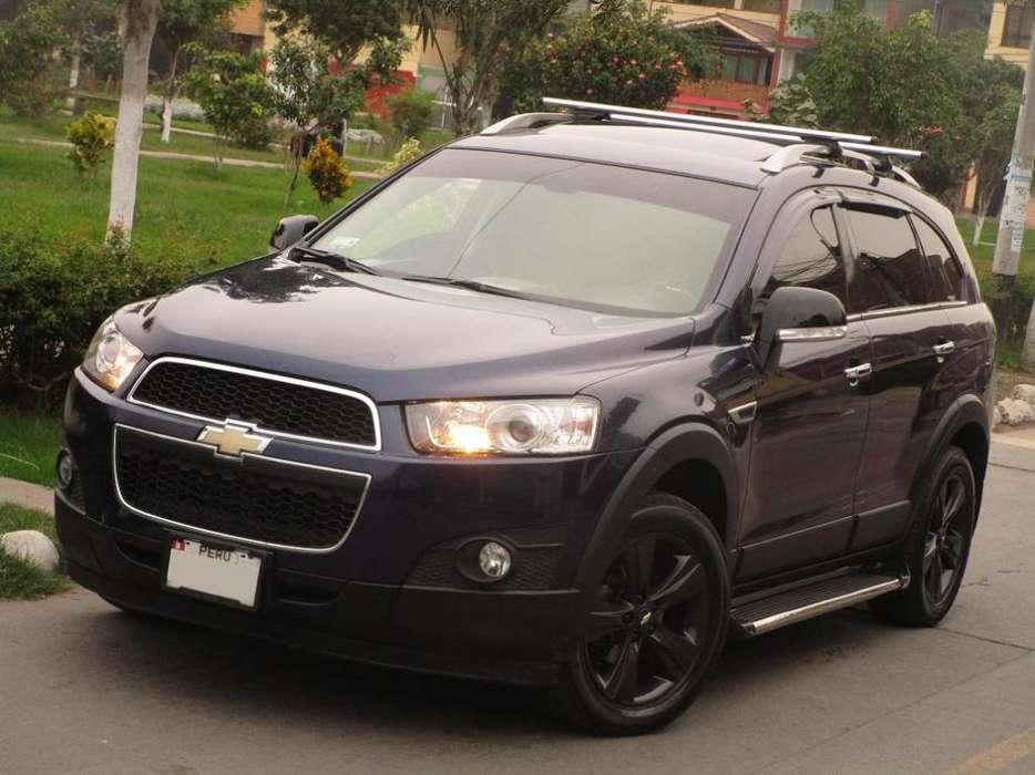 Chevrolet Captiva 2013 - 68400 km