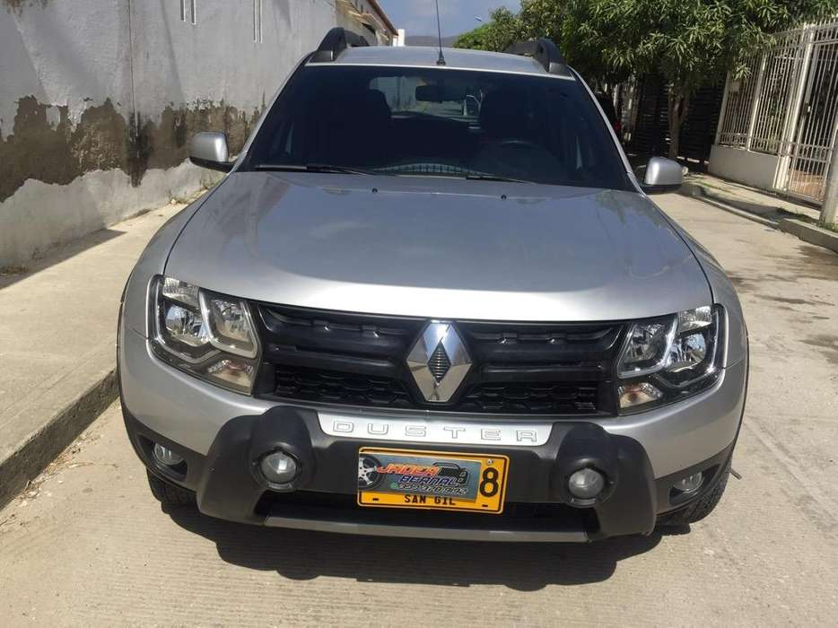 Renault Duster 2018 - 38000 km