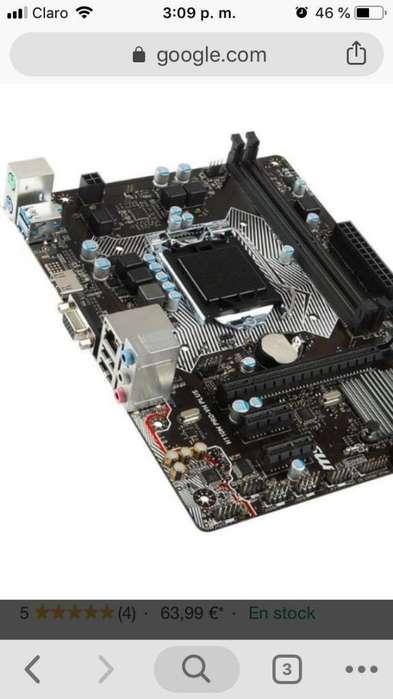 Board Msi H110 M Pro