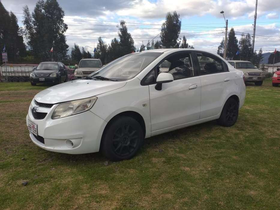 Chevrolet Sail 2012 - 125000 km