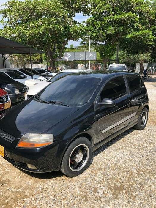 Chevrolet Aveo 2009 - 184665 km