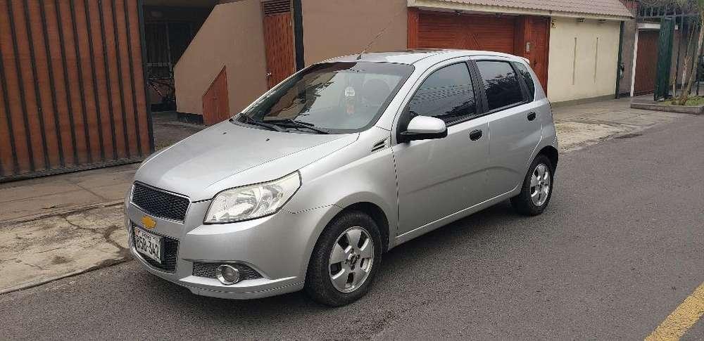 Chevrolet Aveo 2011 - 105000 km
