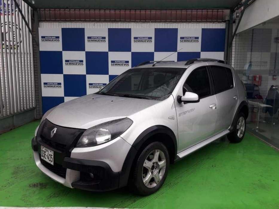 Renault Stepway 2013 - 62500 km