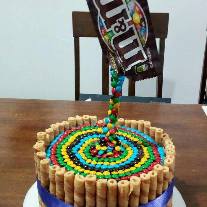 Hermosas Tortas Y Cupcakes Temáticas