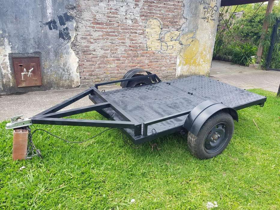 Trailer Plegable