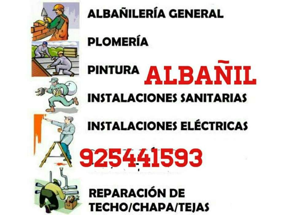 Maestro Albañil
