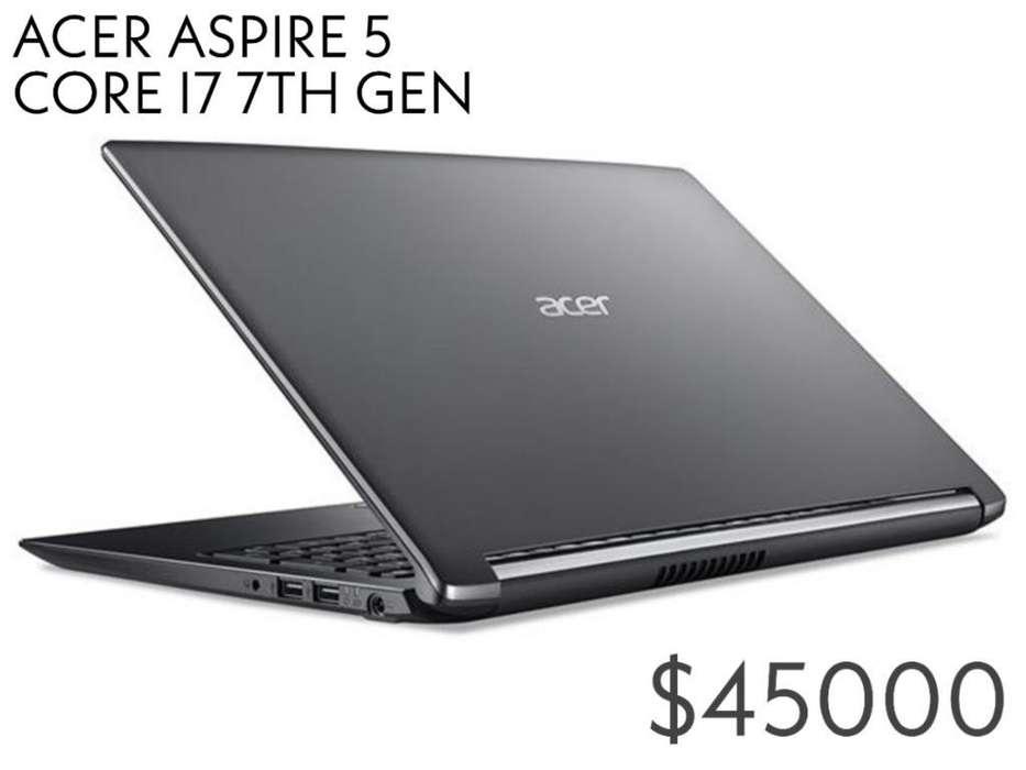 Ultrabook Acer Aspire 5 515 Core I7