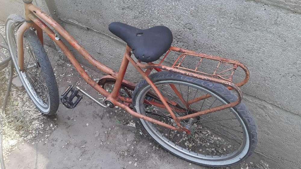 Bicicleta Playera Rodafo 24