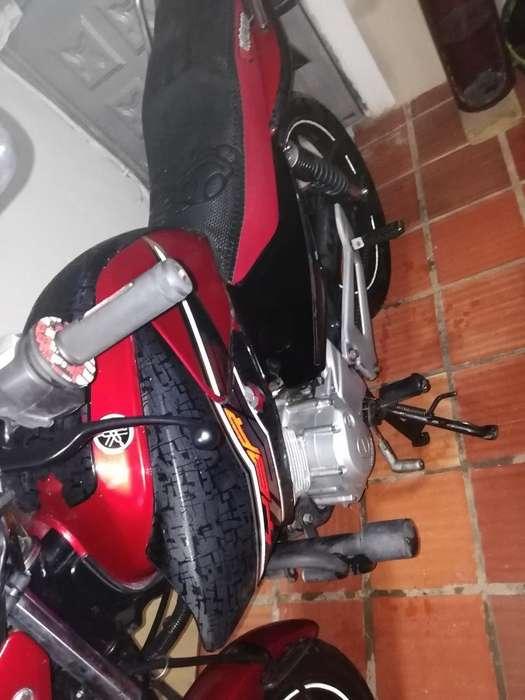 Vendo Moto Ybr 2013