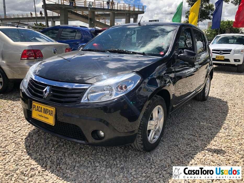 Renault Sandero 2009 - 48646 km