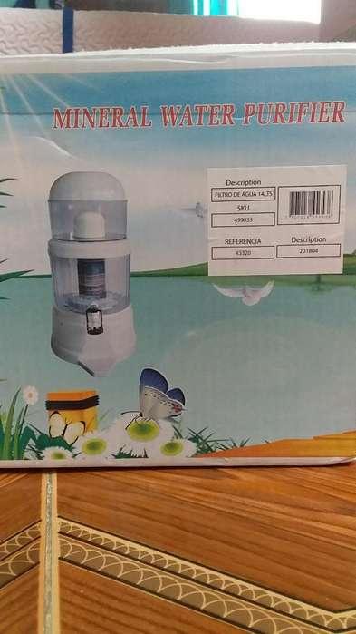 Se Venden 2 Filtros de Agua de 14 Litros